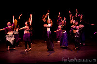 Elle Aime Photography by Leah Marie - Shake the Bay Belly Dance-13