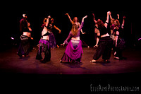 Elle Aime Photography by Leah Marie - Shake the Bay Belly Dance-15