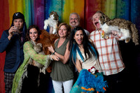 Leah Marie Studio - Rainbow Photobooth-2