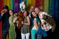 Leah Marie Studio - Rainbow Photobooth-5