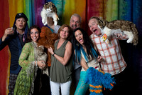 Leah Marie Studio - Rainbow Photobooth-3