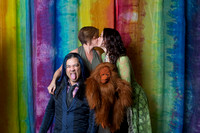 Leah Marie Studio - Rainbow Photobooth-13