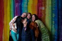 Leah Marie Studio - Rainbow Photobooth-14
