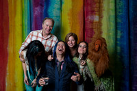 Leah Marie Studio - Rainbow Photobooth-15