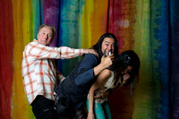 Leah Marie Studio - Rainbow Photobooth-17