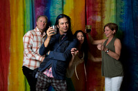 Leah Marie Studio - Rainbow Photobooth-18