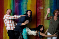 Leah Marie Studio - Rainbow Photobooth-19