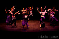 Elle Aime Photography by Leah Marie - Shake the Bay Belly Dance-14
