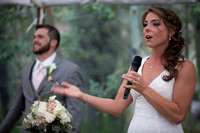 Leah Marie Studio - Candice Wedding - Speeches-10
