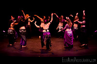 Elle Aime Photography by Leah Marie - Shake the Bay Belly Dance-17